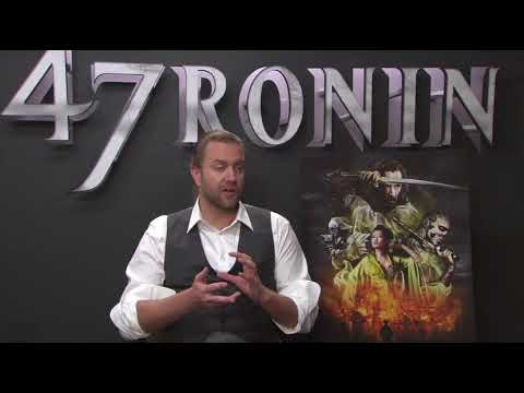 47 RONIN (2013) Junket Interview Carl Rinsch
