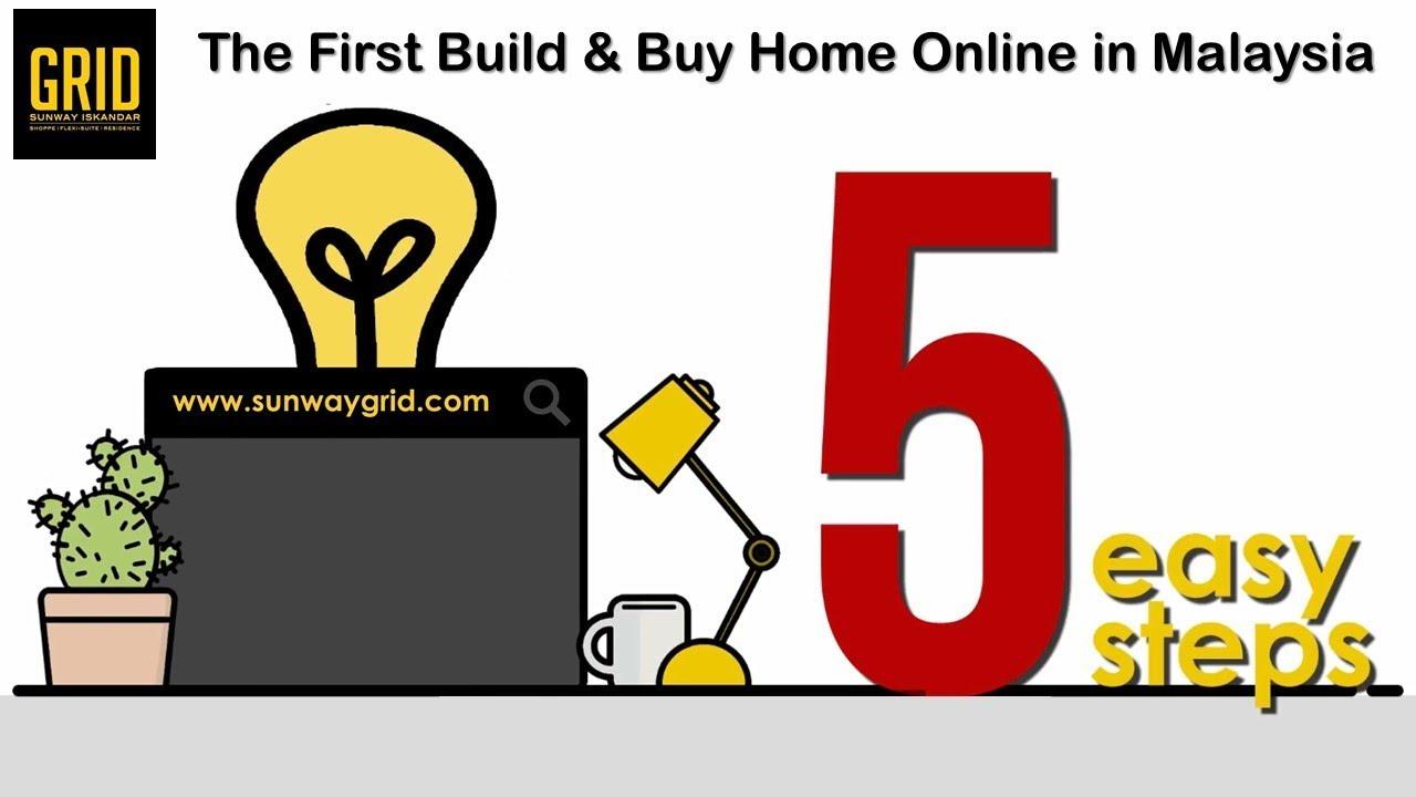 [Tutorial] Sunway GRID Residence_Buy Home Online