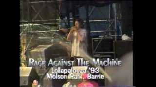 Lollapalooza 1991 to 1996 - Short Documentary