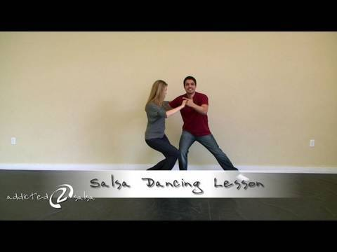 Lovely Salsa Dancing for Couples