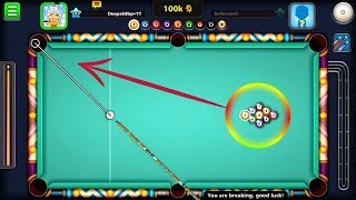8 Ball Pool Craziest Challenge! How To Win 9 Ball In 1 Shot! - Trickshots