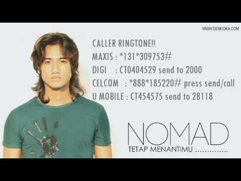 NOMAD - Tetap Menantimu [Lyric Video]