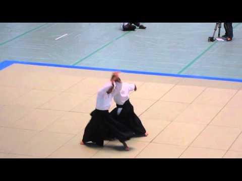 Makoto Ito sensei - 51th All Japan Aikido 2013