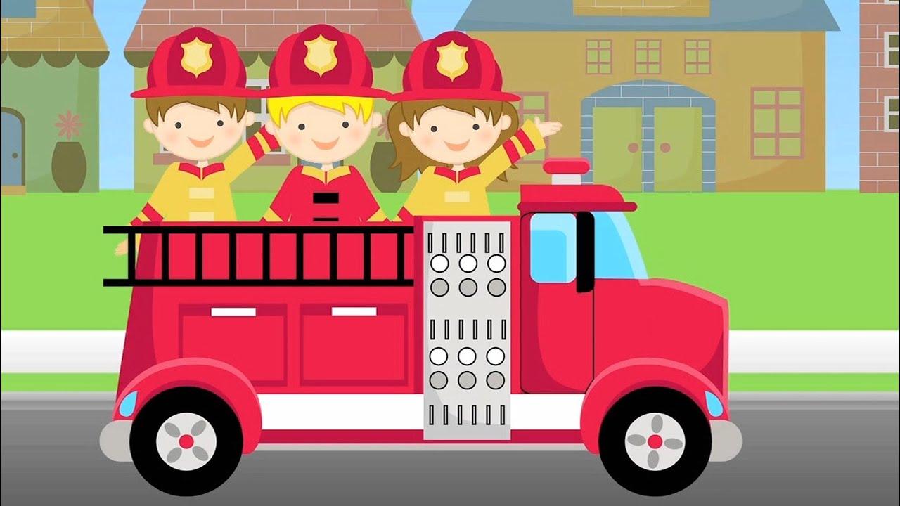 Kids Firetrucks Videos