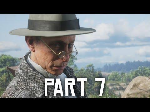 Red Dead Redemption 2 Gameplay Walkthrough Part 7 - DEBT COLLECTOR (Full Game)