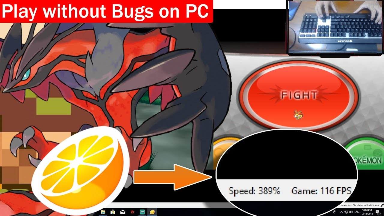 How to play Pokemon X/Y on Citra with God Speed, NO BUGS on PC |  Pokemoner com