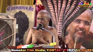 Tarun Sagar Ji Maharaj 15 AUGUST PARVACHAN (NFMC) NAMOKAR FILM MEDIA CHANNEL