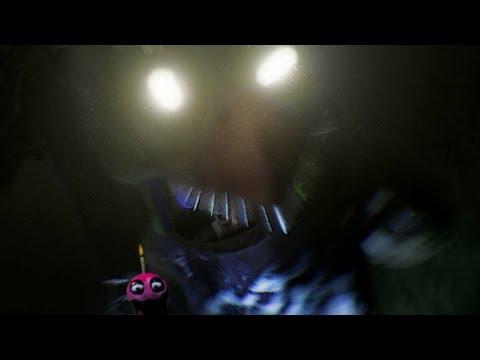 A CHICA CHEGOU! - NOVO Five Nights At Freddy's Reborn