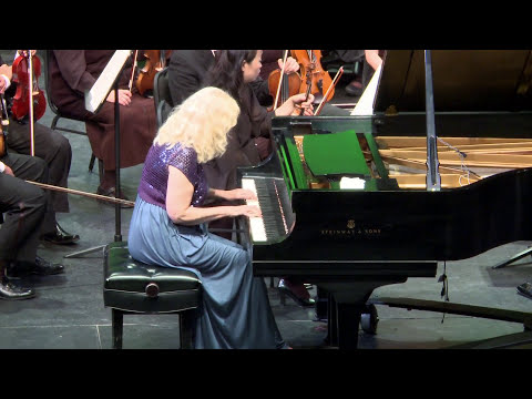 Grieg Piano Concerto in A Minor: Kindred Spirits Orchestra & Christina Petrowska Quilico, HD 1080p