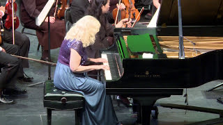 Gambar cover Grieg Piano Concerto in A Minor: Kindred Spirits Orchestra & Christina Petrowska Quilico, HD 1080p