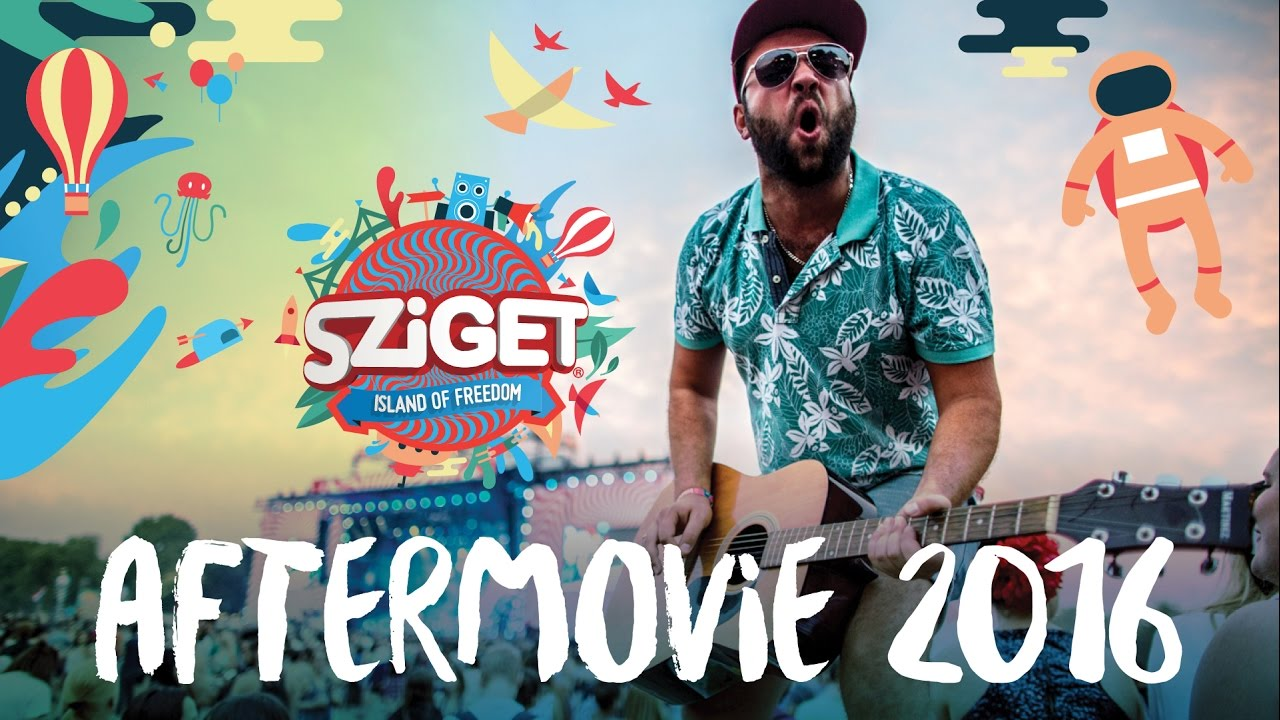 Official Aftermovie - Sziget 2016 #1