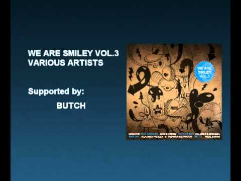 SFN040  - WE ARE SMILEY VOL. 3 - VARIOUS ARTISTS - SMILEY FINGERS