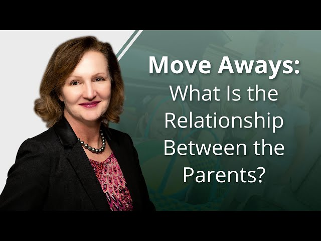 Moveaways: What Is the Relationship Between the Parents?
