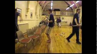 Gambar cover Ball Juggling 2001 to 2003 - Luke Burrage's Thing on the Net Archive