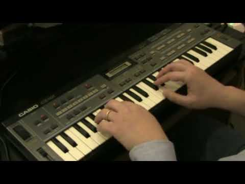 Casio CZ-101 video review part 4 of 4