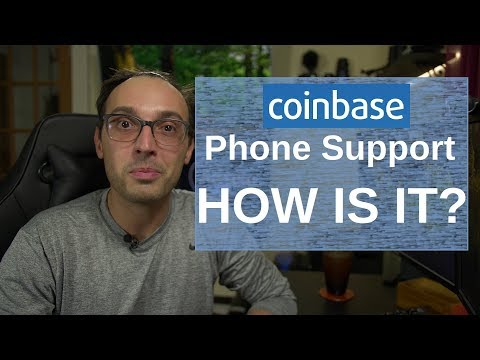 Will Coinbase's New Phone Support Change My Opinion?