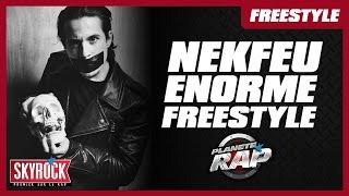 Enorme freestyle de Nekfeu en live dans Planète Rap !