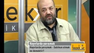 """İhsan Eliaçık Kur'an da """"HAYR"""" Kavramı / 1"""