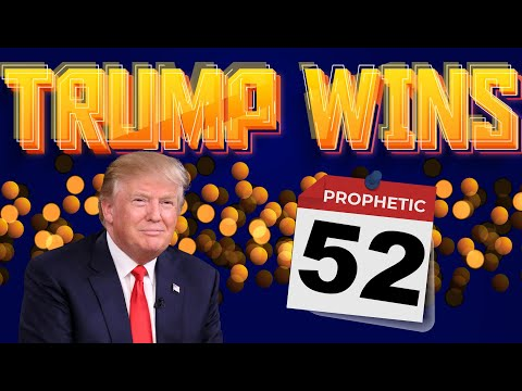 Donald Trump Will Surely Win - Important Prophetic Word - Get Ready!