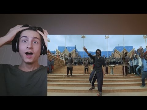 Baahubali 2 - The Conclusion Trailer | SS Rajamouli, Rana Daggubati | Prabhas | VR Reaction