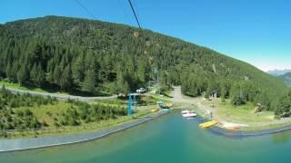 Visitamos el Mon(t) Mágic y su vertiginosa Tirolina en Grandvalira, Andorra
