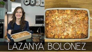 Bolonez Soslu Lazanya nasıl yapılır? | Merlin Mutfakta Yemek Tarifleri
