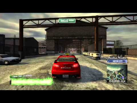 Burnout Paradise - Car Mods [DGI Vehicle Pack Gameplay] [720p60]