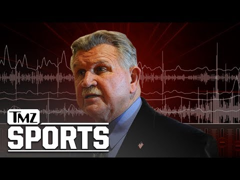 Mike Ditka Feeling Great After Heart Attack, Excited for Bears Game