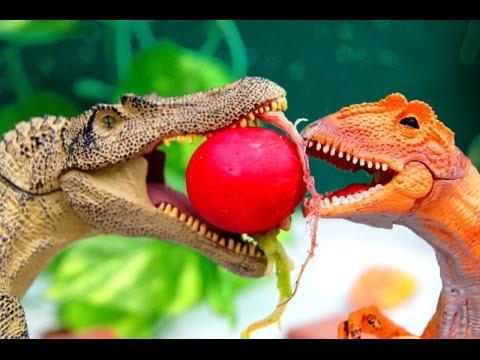 ЛЕНТЯЙ-ДИНОЗАВР! Мультики про динозавров! Мульт 2017. Новые мультики!