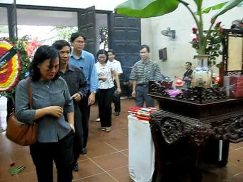 Tang lễ bạn Nguyễn Thị Loan A5