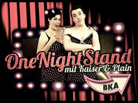 One Night Stand | Late Night mit Kaiser & Plain