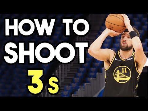 How To Shoot A Basketball Better From The 3 Point Line