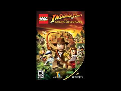 Lego Indiana Jones Video Game Soundtrack: True Adventurer