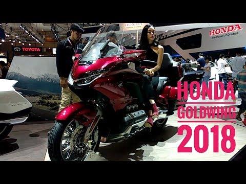 Gold Wing, Motor Honda Seharga Rp 1 Miliar