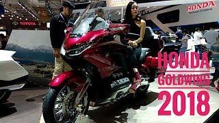 Gold Wing Motor Honda Seharga Rp 1 Miliar