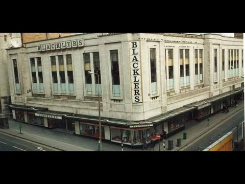 Blackler's Department Store, Liverpool