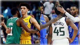 NBA Rookies Respected 2017-2018 Season