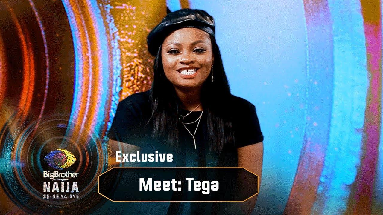 Meet Tega – BBNaija | Big Brother: Shine Ya Eye  | Africa Magic