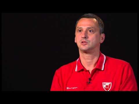 Pre-season interview: Dejan Radonjic, Crvena Zvezda Telekom Belgrade