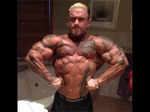 Bodybuilding Lee Priest - YouTube