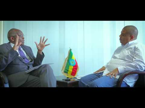 Ethiopian Reporter TV | Interview H.E. Tolossa Shagi |  Ethiopian Minister of Mines