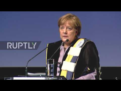 Belgium: EU must take on more global responsibility - Merkel