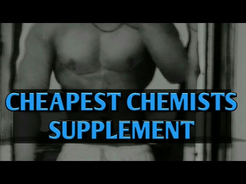 Cheapest supplement for you at chemist India