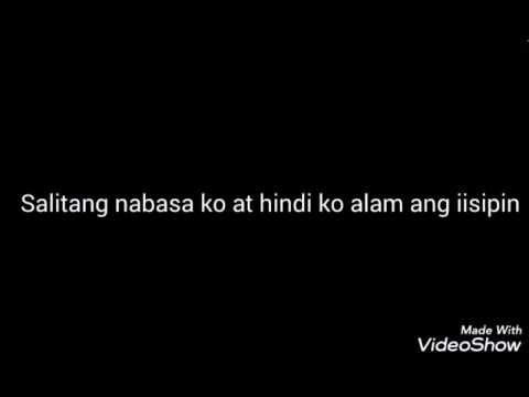 """Tigil na"" (Spoken word poetry - tagalog)"