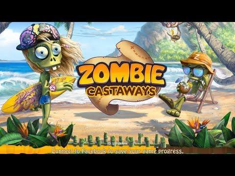 Zombie Castaways Level 20 Update 10 HD 1080p