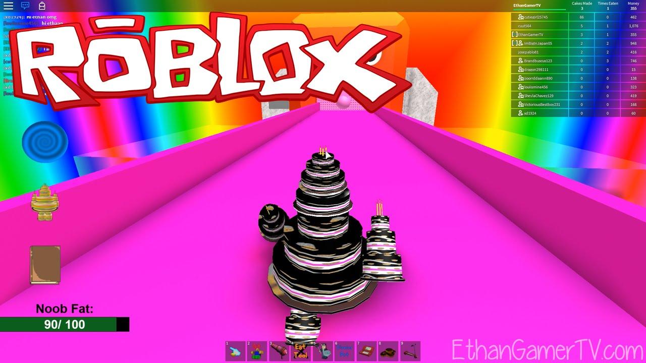 Make A Cake Roblox Game