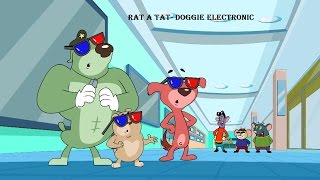 Rat-A-Tat | Chotoonz Kids Funny Cartoon Videos | 'DOGGIE ELECTRONIC'