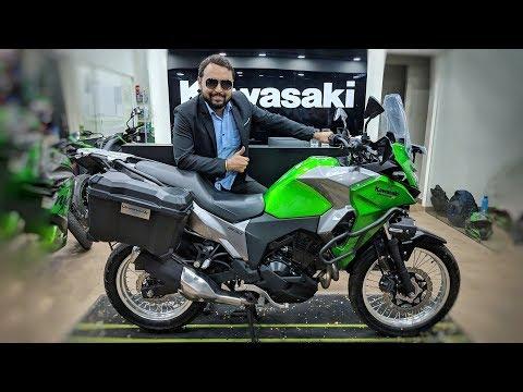 Taking Delivery Of My New Adventure Bike | Kawasaki Versys X300