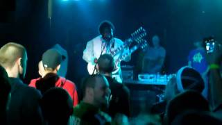 "AFROMAN performing ""Hush"" from the album (The Good Times)"