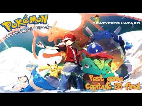 Pokemon edición amarillo | Let's play POST GAME | Cap. 26 FINAL: Mewtwo, El Pokemon más poderoso